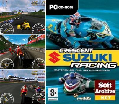 Crescent Suzuki Racing RIP