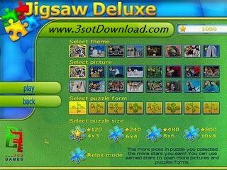 Portable Jigsaw Deluxe v1.04