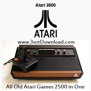 All Old Atari Games 2500 in One