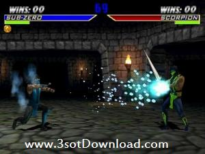 Mortal Kombat 4 - Screenshot 1