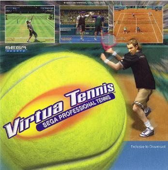 بازي تنيس - Virtua Tennis 1