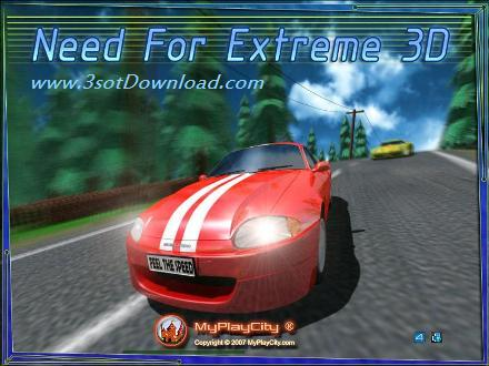 Need For Extreme 3D