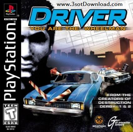 Driver Play Station 1