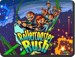 بازی جذاب Rollercoaster Rush