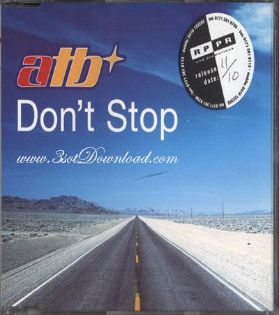 ATB - Doon't Stop