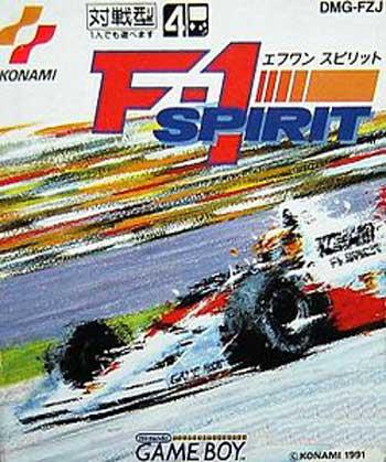F-1 Spirit PC Game