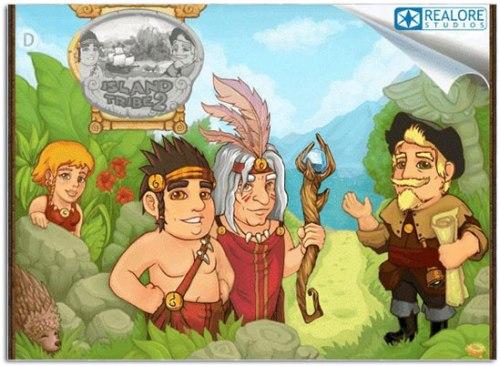 بازي استراتژيك Island Tribe