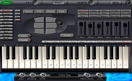 کیبورد پیانو حرفه ای