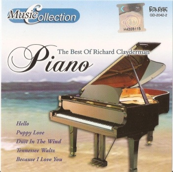 Richard Clayderman - The Best of Richard Clayderman