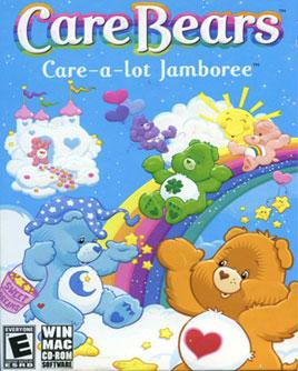 Care Bears Care a lot Jamboree