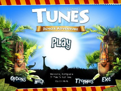 Tunes Jungle Adventure