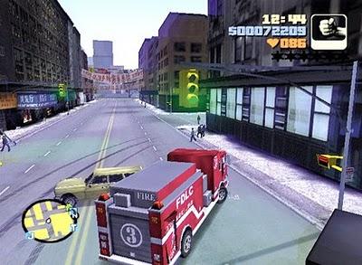 Grand Theft Auto III gameplay