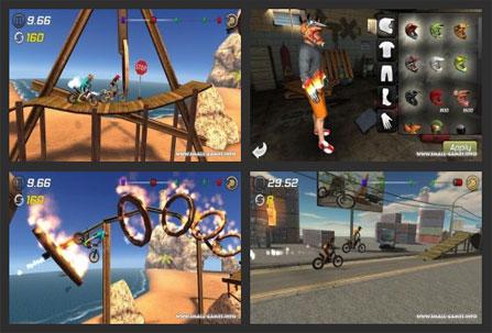 بازی Trial Xtreme 3 آندروید