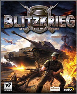 Blitzkrieg pc Game