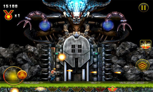 Contra Evolution HD pc Game