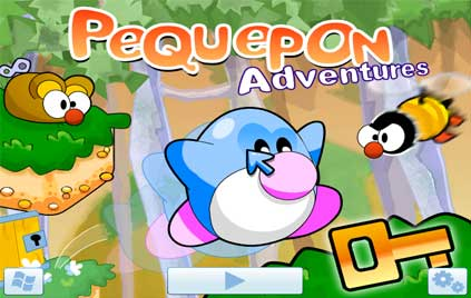 Pequepon Adventures pc game