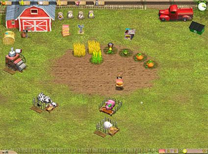 Mama Farm - Screenshot