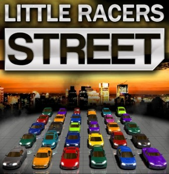 بازی Little Racers Street