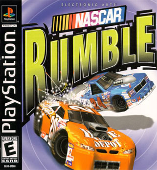 بازی Nascar Rumble Racing