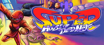Super House of Dead Ninjas pc Game