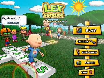Lex Venture - A Crossword Caper PC Game