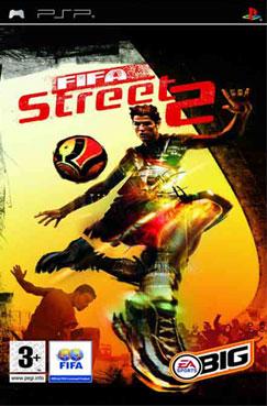 Fifa Street 2 PSP Game