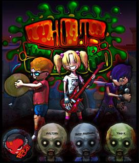 بازی کشتن زامبی ها - Hot Zomb