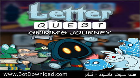 Letter Quest - Grimms Journey