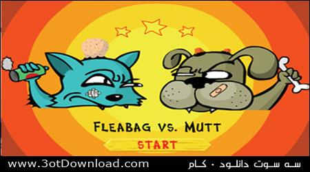 بازی آنلاین Cat vs Dog
