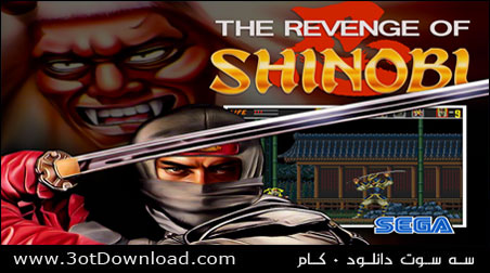 Revenge of Shinobi PC Game