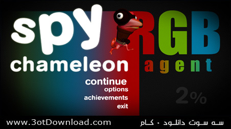Spy Chameleon RGB Agent PC Game