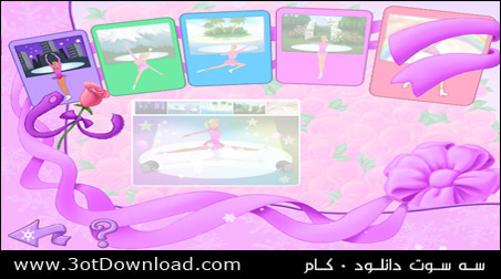 Barbie Sparkling Ice Show PC Game