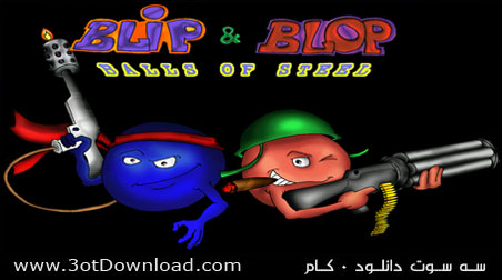 Blip & Blop: Balls of Steel PC Game