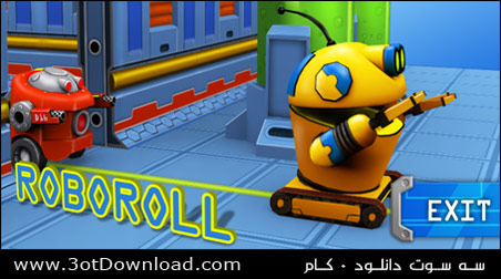 RoboRoll PC Game