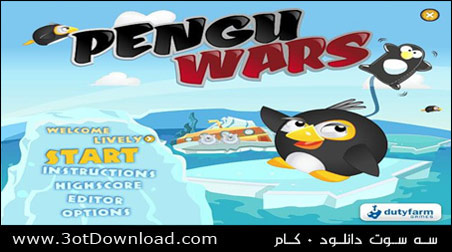 Pengu Wars PC Game