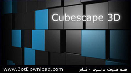 Cubescape 3D Live Wallpaper Android