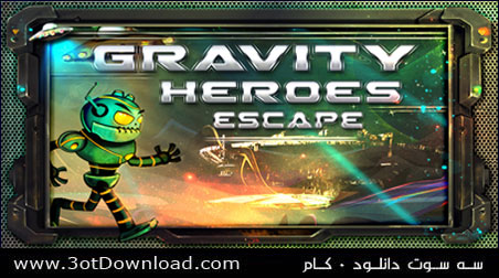 Gravity Heroes Escape PC Game