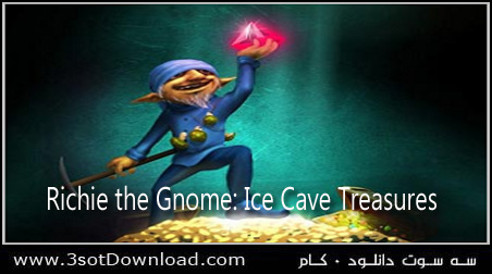 Richie the Gnome: Ice Cave Treasures