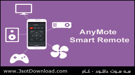 AnyMote Smart Remote