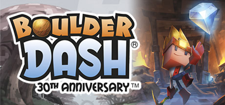 Boulder Dash: 30th Anniversary PC Game