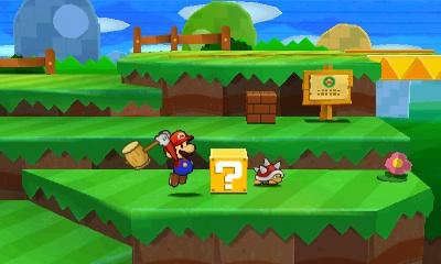 بازی Paper Mario 3D Land برای کامپیوتر