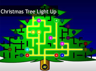 Christmas Tree Light Up PC Game
