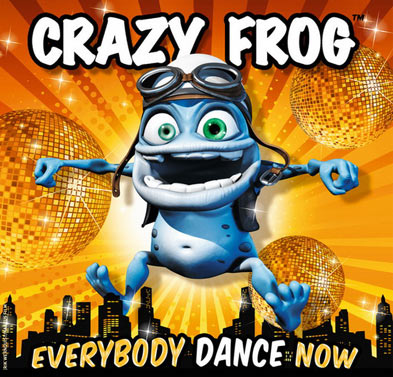 Crazy Frog - Everyone