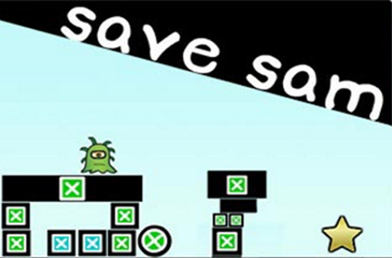 Save Sam PC game