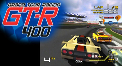 GT-R 400 PC game
