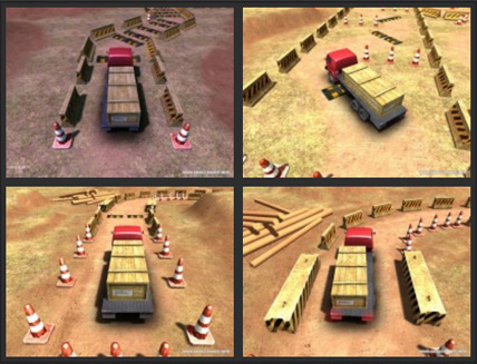 Heavy Truck Parking PC Game