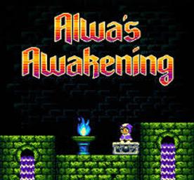 بازی کامپیوتری Alwa's Awakening