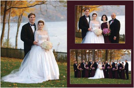 کتاب PDF ژست های عکاسی عروس و داماد