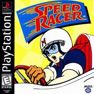 بازی Speed Racer PS1 برای کامپیوتر