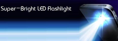 اپلیکیشن Super Bright LED Flashlight برای اندروید